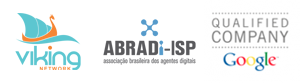 Viking, ABRADi-ISP e Google Qualified Company